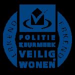 Politiekeurmerk Veilig Wonen_CCV 2013